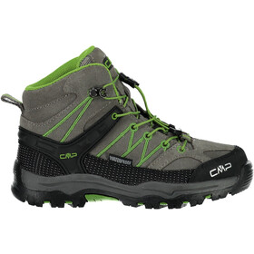 CMP Campagnolo Rigel Mid WP Trekking Shoes Junior tortora-edera